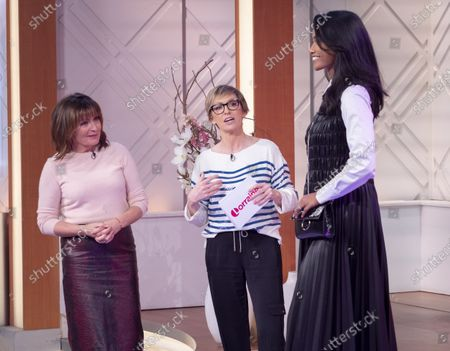Editorial photo of 'Lorraine' TV show, London, UK - 21 Jan 2020
