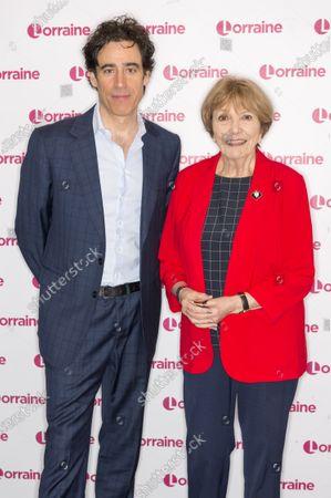 Editorial image of 'Lorraine' TV show, London, UK - 21 Jan 2020
