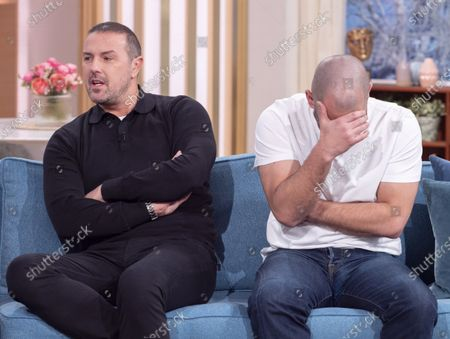 Paddy McGuinness and Chris Harris