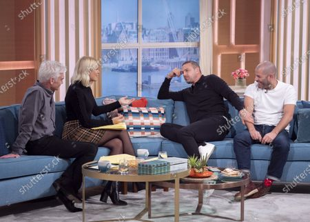 Editorial photo of 'This Morning' TV show, London, UK - 21 Jan 2020