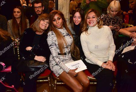 Chantal Goya, Mia Frye, Princesse Pilar Murat