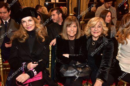 Cyrielle Clair, Chantal Goya, Nicoletta