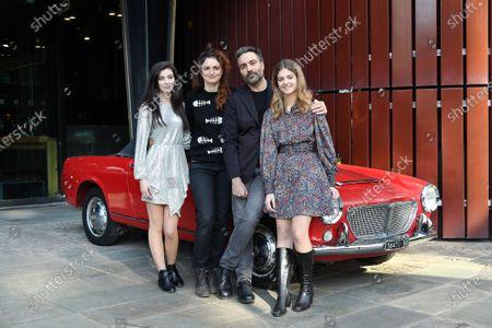 Alice Rohrwacher, Saverio Costanzo, Gaia Girace, Margherita Mazzucco
