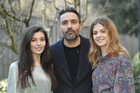 Saverio Costanzo, Gaia Girace, Margherita Mazzucco