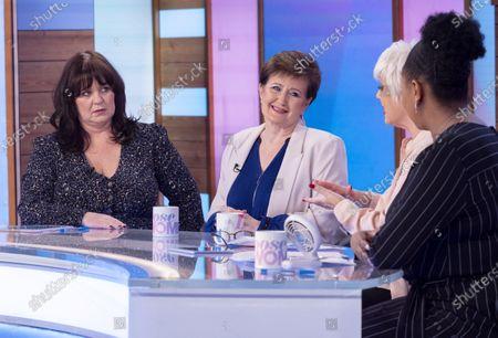 Coleen Nolan, Denise Nolan, Denise Welch and Brenda Edwards