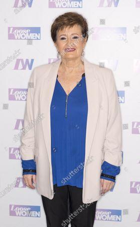 Editorial photo of 'Loose Women' TV show, London, UK - 21 Jan 2020