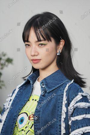 Stock Photo of Nana Komatsu