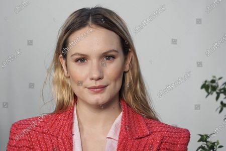 Stock Picture of Ana Girardot