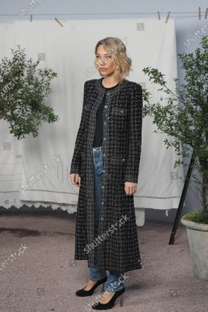 Editorial photo of Chanel show, Front Row, Spring Summer 2020, Haute Couture Fashion Week, Paris, France - 21 Jan 2020