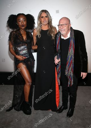 Nana Ghana, Lorenzo Soria, Tiziana Rocca