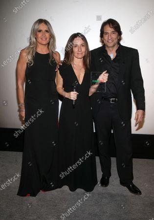 Tiziana Rocca, Maria Sole Tognazzi, Vincent Spano,