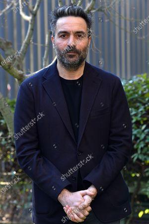 Stock Image of Saverio Costanzo at the season 2 photocall