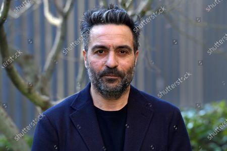 Saverio Costanzo at the season 2 photocall