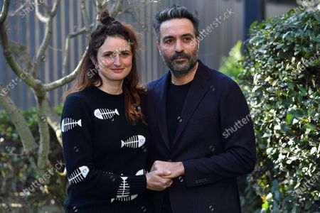 Editorial image of 'My Brilliant Friend' TV show photocall, Rome, Italy - 21 Jan 2020