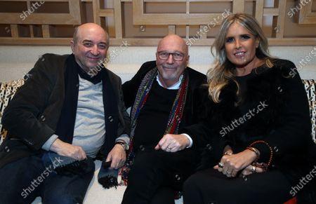 Lorenzo Soria, Tiziana Rocca, Guest