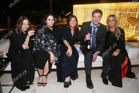 Maria Sole Tognazzi, Sophia Kiapos, Chelsea Winstanley, William Baldwin, Tiziana Rocca
