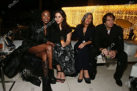 Nana Ghana, Sophia Kiapos, Chelsea Winstanley, Vincent Spano
