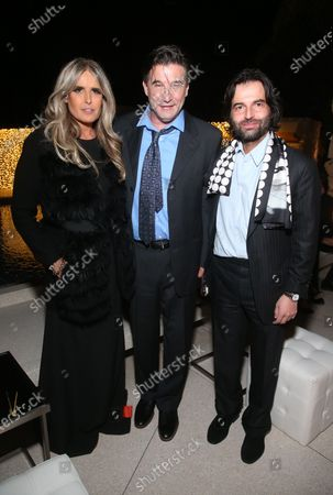 Editorial photo of Filming Italy, After Party, Los Angeles, USA - 20 Jan 2020