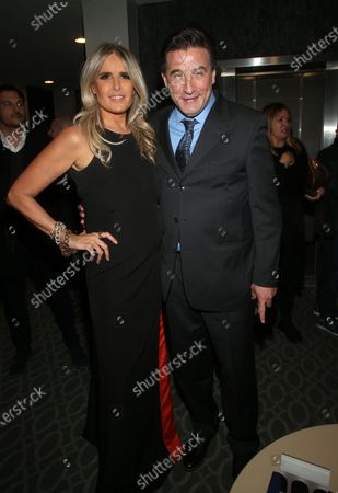 Editorial picture of Filming Italy, After Party, Los Angeles, USA - 20 Jan 2020