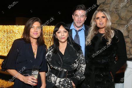 Chelsea Winstanley, William Baldwin, Tiziana Rocca
