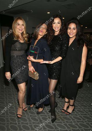 Jacqueline Murphy, Chelsea Winstanley, Sofia Milos, Sophia Kiapos