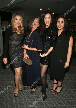 Editorial image of Filming Italy, After Party, Los Angeles, USA - 20 Jan 2020