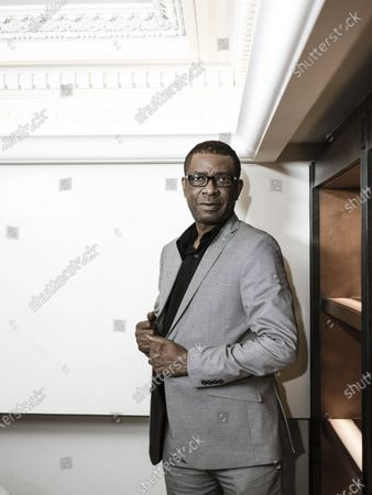 Stock Photo of Youssou N'dour