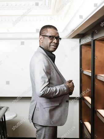 Editorial photo of Youssou N'dour at the Hotel Scribe, Paris, France - 12 Apr 2019