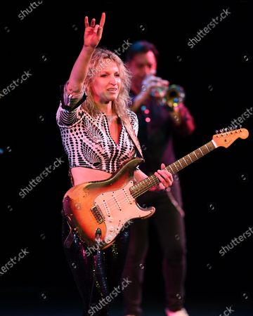 Editorial picture of Ana Popovic in concert at The Broward Center for the Performing Arts, Florida, USA - 18 Jan 2020