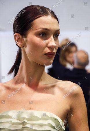 Alexandre Vauthier Show Backstage Haute Couture Fashion Stock Photos Exclusive Shutterstock