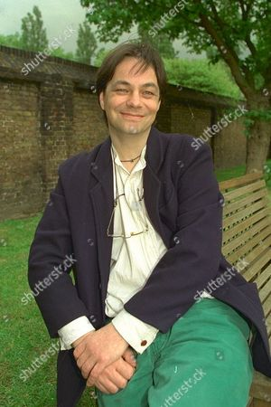 Stock Image of Jamie O'neill Partner To Russell Harty......in Hyde Park Today