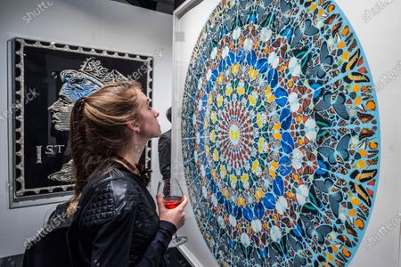 Editorial picture of London Art Fair, UK - 21 Jan 2020