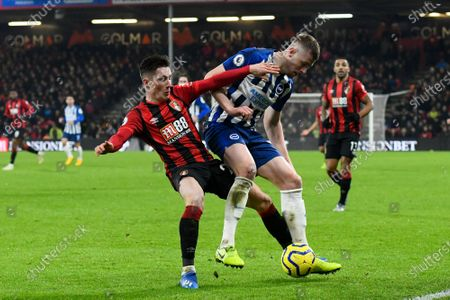Editorial photo of Bournemouth v Brighton and Hove Albion, Premier League - 21 Jan 2020