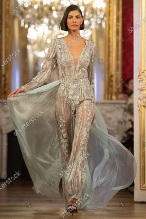 La Metamorphose Show Runway Haute Couture Fashion Stock Photos Exclusive Shutterstock