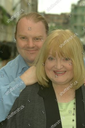 Editorial picture of Relatively Speaking Feature ..... Patsy Rowlands And Her Son Alan Sircom In London Today Also Collects From Patsy Of The Two Together In The 70's