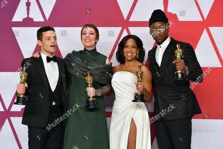 Editorial photo of Oscars-Presenters, Los Angeles, USA - 24 Feb 2019
