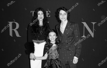 Editorial picture of 'The Turning' film premiere, Arrivals, TCL Chinese Theatre, Los Angeles, USA - 21 Jan 2020