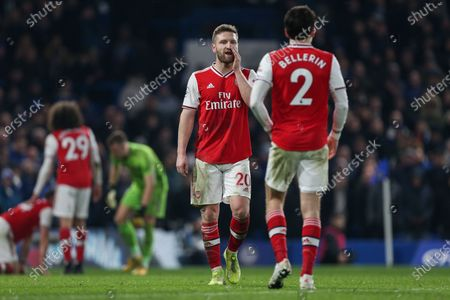 Editorial picture of Chelsea v Arsenal, UK - 21 Jan 2020