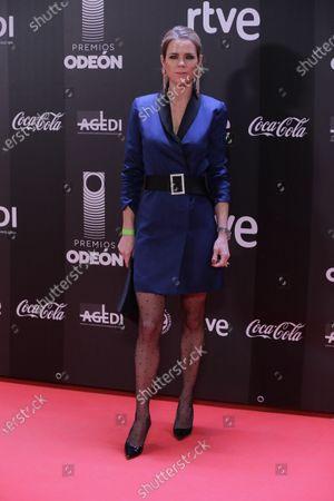 Editorial image of Odeon Awards, Madrid, Spain - 20 Jan 2020