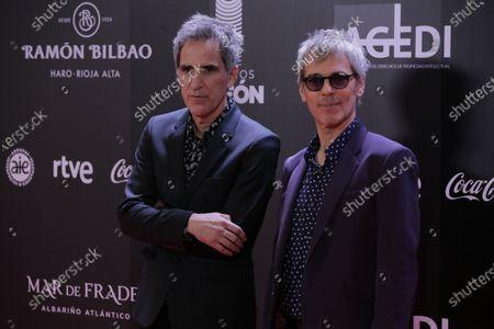 Mikel Erentxun and Diego Vasallo