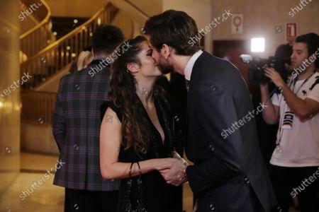 Editorial photo of Odeon Awards, Madrid, Spain - 20 Jan 2020