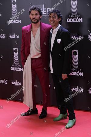 Paco Leon and Tomasito