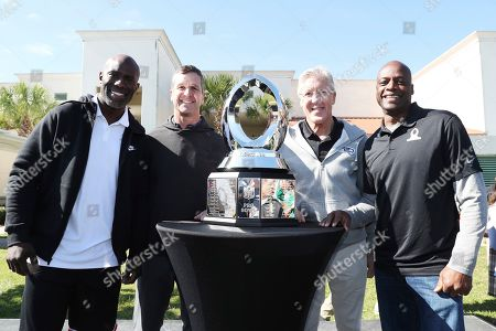 Editorial picture of Pro Bowl Kick-Off Press Conference, Orlando, USA - 21 Jan 2020