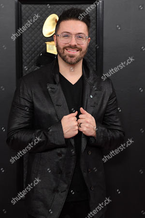 Stock Picture of Danny Gokey