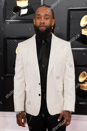 Editorial picture of 62nd Annual Grammy Awards, Arrivals, Los Angeles, USA - 26 Jan 2020