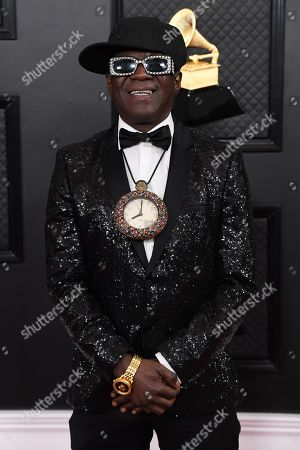 Stock Image of Flavor Flav