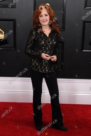 Stock Photo of Bonnie Raitt