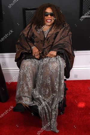 Stock Picture of Roberta Flack