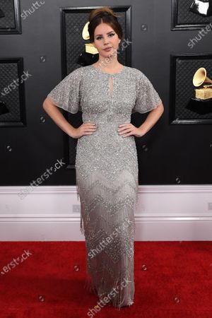 Editorial image of 62nd Annual Grammy Awards, Arrivals, Fashion Highlights, Los Angeles, USA - 26 Jan 2020