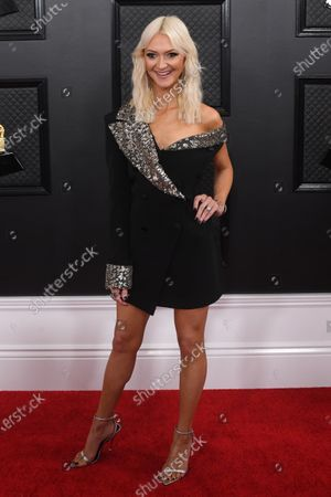 Editorial picture of 62nd Annual Grammy Awards, Arrivals, Fashion Highlights, Los Angeles, USA - 26 Jan 2020